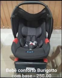 Bebê Conforto Burigotto Touring X - 0 a 13kg<br><br>
