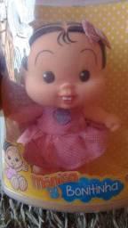 Boneca Mônica, a mais famosa do Brasil.