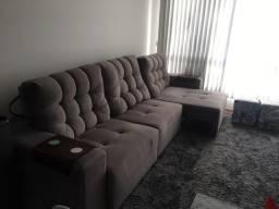 Venso Sofá Retrátil e Reclinável. Super confortável