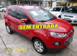 FORD NEW ECOSPORT TITANIUM POWERSHIFT 2.0 2015