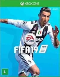 Título do anúncio: Fifa 19 Xbox One