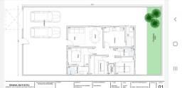 Cravinhos, casa nova 3 dorms,1 suite, acabamento diferenciado, aceita financiamento