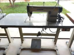 Máquina de costura reta industrial lubrificada Jack