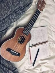 Aulas de ukulele ONLINE