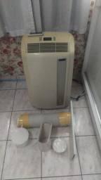 Ar condicionado portátil Polishop