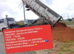Carrada de Aterro TOCO e TRUCADA