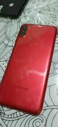 Celular Samsung A11 Semi Novo