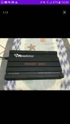 Módulo Power One 2400Rms. Estado de zero