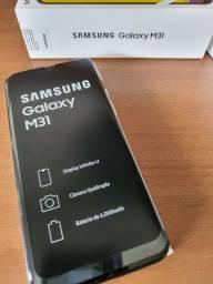 Samsung M31 128gb LACRADO.