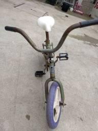 Bicicleta Caloi  infantil retrô