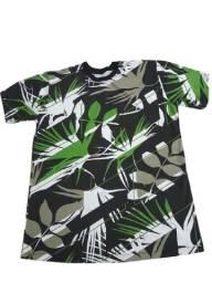 Camisas Florais Masculina