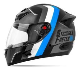 Capacete De Moto unisex /tamanho 60 / novo