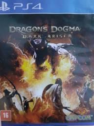 Dragons dogma ps4 usado Perfeito estado