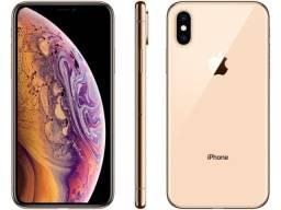 Lacrado! Novo - iPhone XS Apple 256GB Dourado 5,8? 12MP - Com garantia