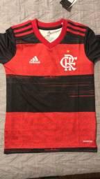 Camisa Oficial Flamengo Infantil