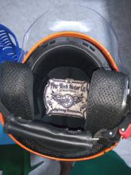 Capacete pro Tork motor