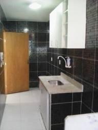 Ótimo apartamento sala 2 ambientes 2 quartos armários Infra - Pechincha