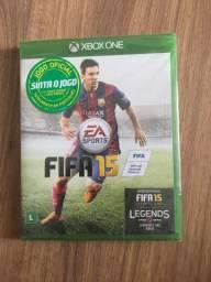 Jogo fifa 15 Xbox one original