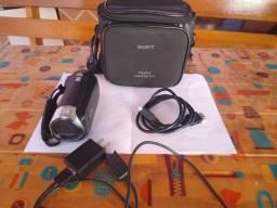 Câmera Filmad Sony Handycam Hdr-cx405 Full Hd Ntsc/pal Preta