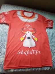 Título do anúncio: Camisa do boi garantido usada duas vezes !