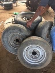 Título do anúncio: pneu aro 16
