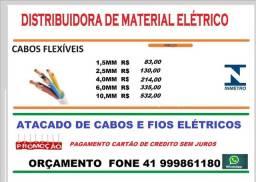 Distribuidora de Material Eletrico