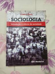 Livro Sociologia introdução à ciência da sociedade