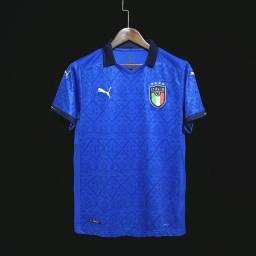 Título do anúncio: Camisa de time Itália Puma