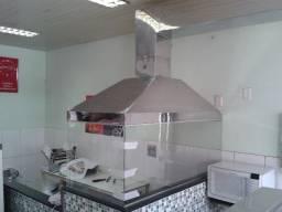 Coifa Industria Inox Fabricação