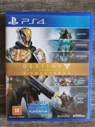 Título do anúncio: Destiny - A coletânea - Mídia física Usada PS4
