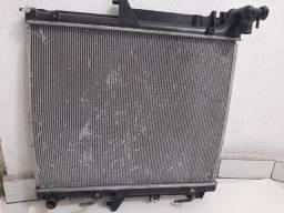 Radiador  L200 Triton  2007 a 2017 2.4 3.2 3.5 bico curvo