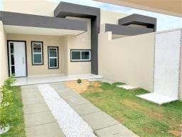 Casa com 3 dormitórios à venda, 80 m² por R$ 169.000 - Parque Tijuca - Maracanaú/CE