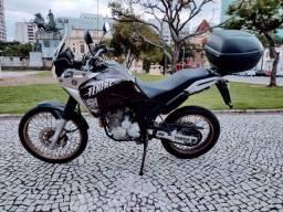 Yamaha - XTZ 250 Blueflex Ténéré (Muito Nova) Financio em até 48x
