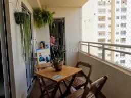 Apartamento à venda com 3 dormitórios em Mansões santo antônio, Campinas cod:AP027889