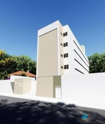 Apartamento com 2 dormitórios para alugar, 45 m² por R$ 1.209,00/ano - Aldeota - Fortaleza