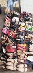 Lote sapatos (várias marcas e modelos)