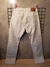 Calça Jeans American Eagle Bege
