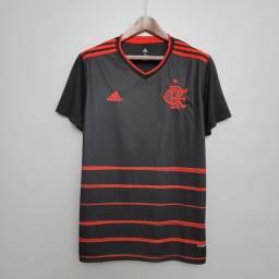 Título do anúncio: Camisa do Flamengo preta