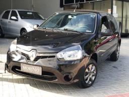 LB - Renault Clio Authentique 1.0 2014 vidro 71km