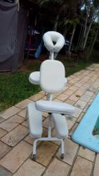 Título do anúncio: Cadeira de massagem Quick