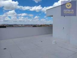 Cobertura com 3 dorms, Jaraguá, Belo Horizonte - R$ 890 mil, Cod: 69