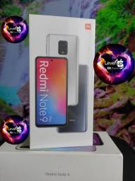 Supremo de 2021! REDMI Note 9 Pro da Xiaomi.. Novo LACRADO Garantia entrega em mãos!