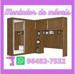 MonTadoR. De MóVeiS. Montador de móveis profissional