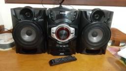 Mini System Samsung Giga Sound 190 W