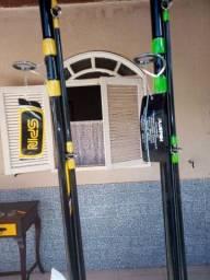 Tenho vara de 3, 5 metros de comprimento por apenas 150 reais.  Ok  *