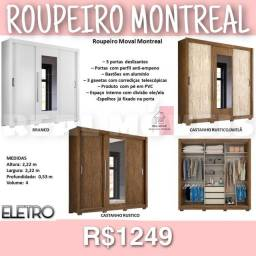 Guarda-roupa Montreal