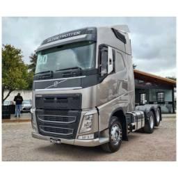 Título do anúncio: volvo fh460 Cinza 6x2 diesel 2020