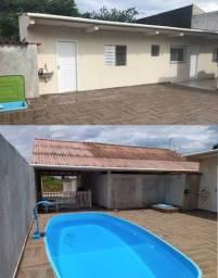 Casa com piscina em Guaratuba/PR - Bal. Coroados - Ref. 1010