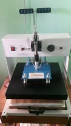 Máquina de estampa P35 compacta print