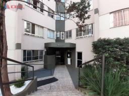 Apartamento com 3 dormitórios para alugar, 68 m² por R$ 800,00/mês - Vl Sto Antonio - Mari